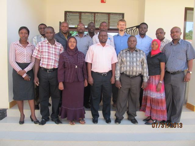 Mtwara Staff